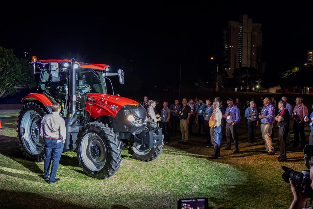 New Case IH Maxxums launched in Australia at the Gold Coast